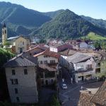Anteprima webcam centro storico Moggio