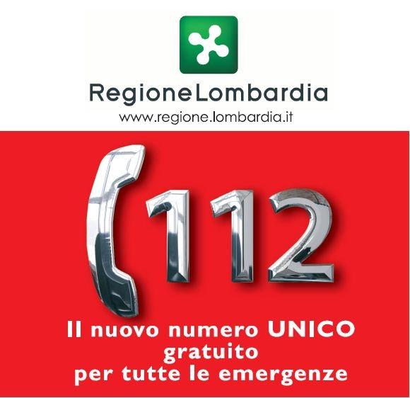 Numero Unico per Le emergenze