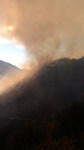 Incendio monte Due Mani - 6-7 gennaio 2017