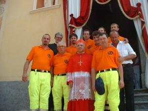Visita Cardinale 2003