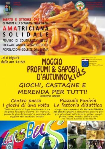 Amatriciana Solidale 08-10-2016