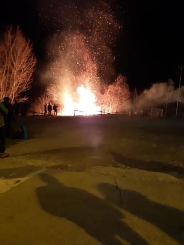 Incendio pianta 01-01-2020