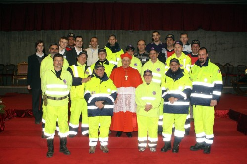Visita Cardinale 23.11.2008