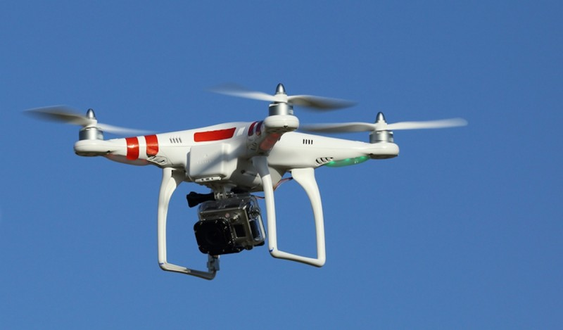 Drone p.c.Moggio su frana di Cremeno 07-2014