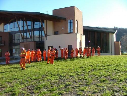 Esercitazione Aib -Barzio 14.11.2004