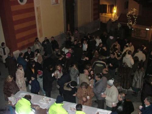 Vin-brulè Natale 2004