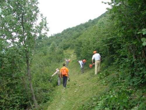 Manut.sentiero Aib 16.07.2005