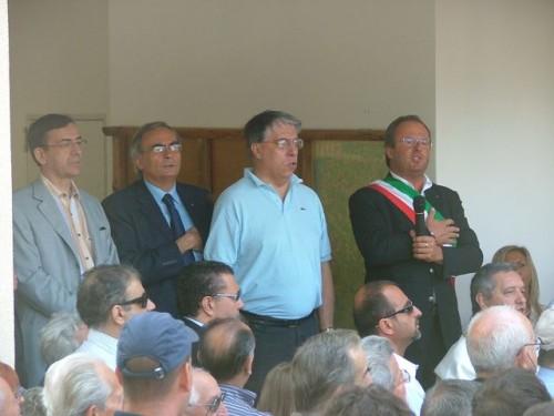 Inaugurazione Funivia 15.07.2006
